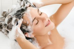شامپو کراتینه مو