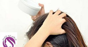 ابرسان طبیعی مو
